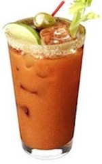 basil hayden bloody mary