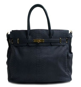 Gina Buckle Satchel_67.96