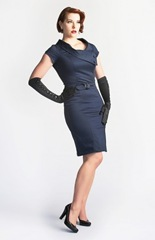 heartbreaker vanessa dress navy_90