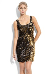 Calvin Klein Sequin Tank Dress 98_Nordstrom
