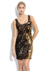 Calvin Klein Sequin Tank Dress 98_Nordstrom