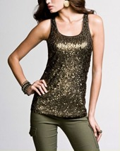 Sequin Tank 39.90_Express