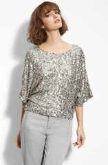 nordstrom sequin top