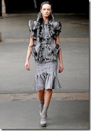 Alexander McQueen Fall 2011_Fur