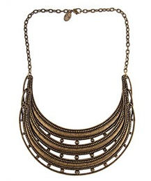 Jennifer Elizabeth Brass Athena Necklace_MaxandChloe