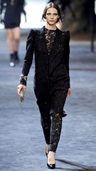 Lanvin Fall 2011_Lace