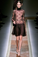 Valentino Fall 2011_Lace