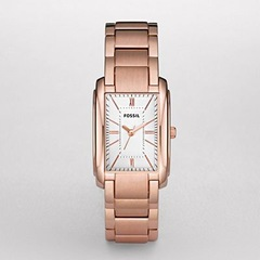 Fossil Rose Gold Watch 85