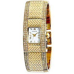 Jennifer Lopez Gold Watch 52.99 Overstock