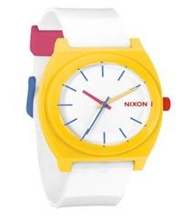 Nixon Colorful Watch