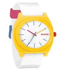 Nixon Colorful Watch