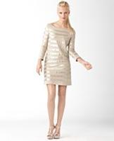 macys bcbg sequin dress 179.99
