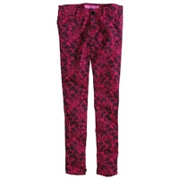 Glo Jeans Oralie Jeggings Red Print 22 Kmart