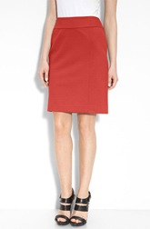 Halogen Pencil Skirt Red Nordstrom