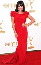 Lea Michele Emmys