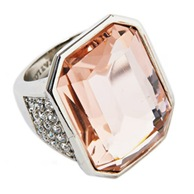 Ann Taylor_Ann Cares Pink Jewel Ring