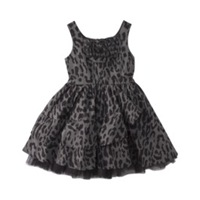 Harajuku Mini for Target Leopard Ruffle Dress 24.99