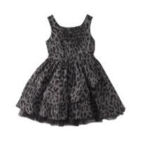 Harajuku Mini for Target Leopard Ruffle Dress 24.99