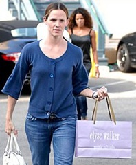 Jennifer Garner Elyse Walker