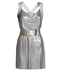 Versace HM Metal Mesh Dress 249.00