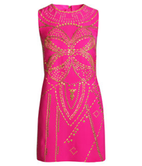 Versace HM Pink Silk Dress 199.00