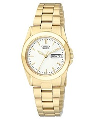 Citizen Gold Tone Watch