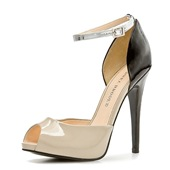Audrey Brooke Beauty Pump Nude DSW 59.95