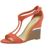 Lela Rose for Payless T Strap Wedge 54.99