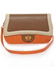 Orange Brown Purse Lulus 32.00