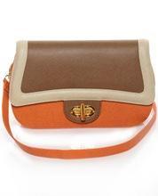 Orange Brown Purse Lulus 32.00