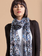 Three Dots Scarf