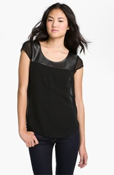 Leather_Trouve Faux Leather Top_68_Nordstrom